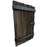 Reinforced Wooden Door - Official ARK: Survival Evolved Wiki