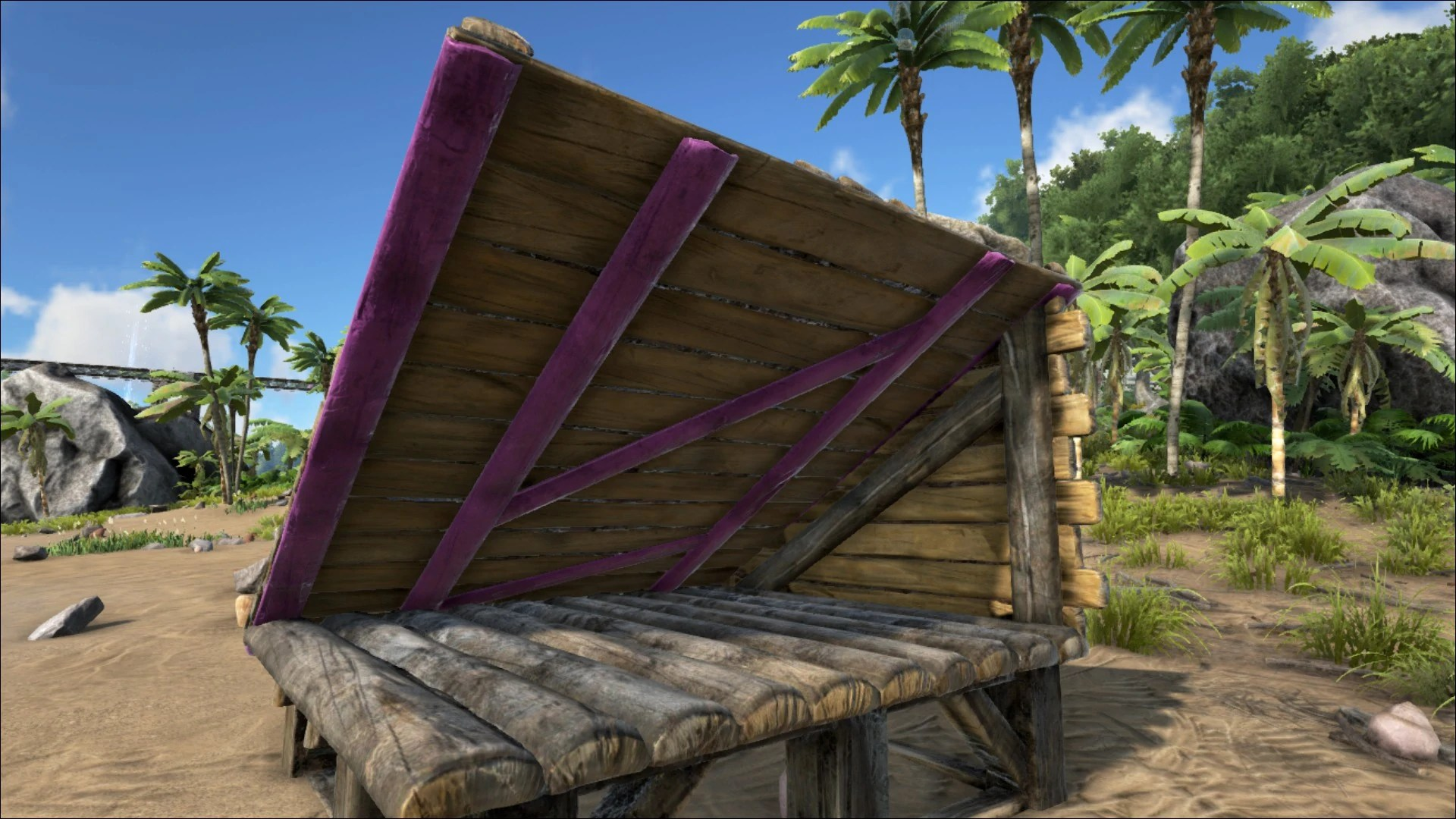 Wooden Ramp  Official ARK Survival Evolved Wiki