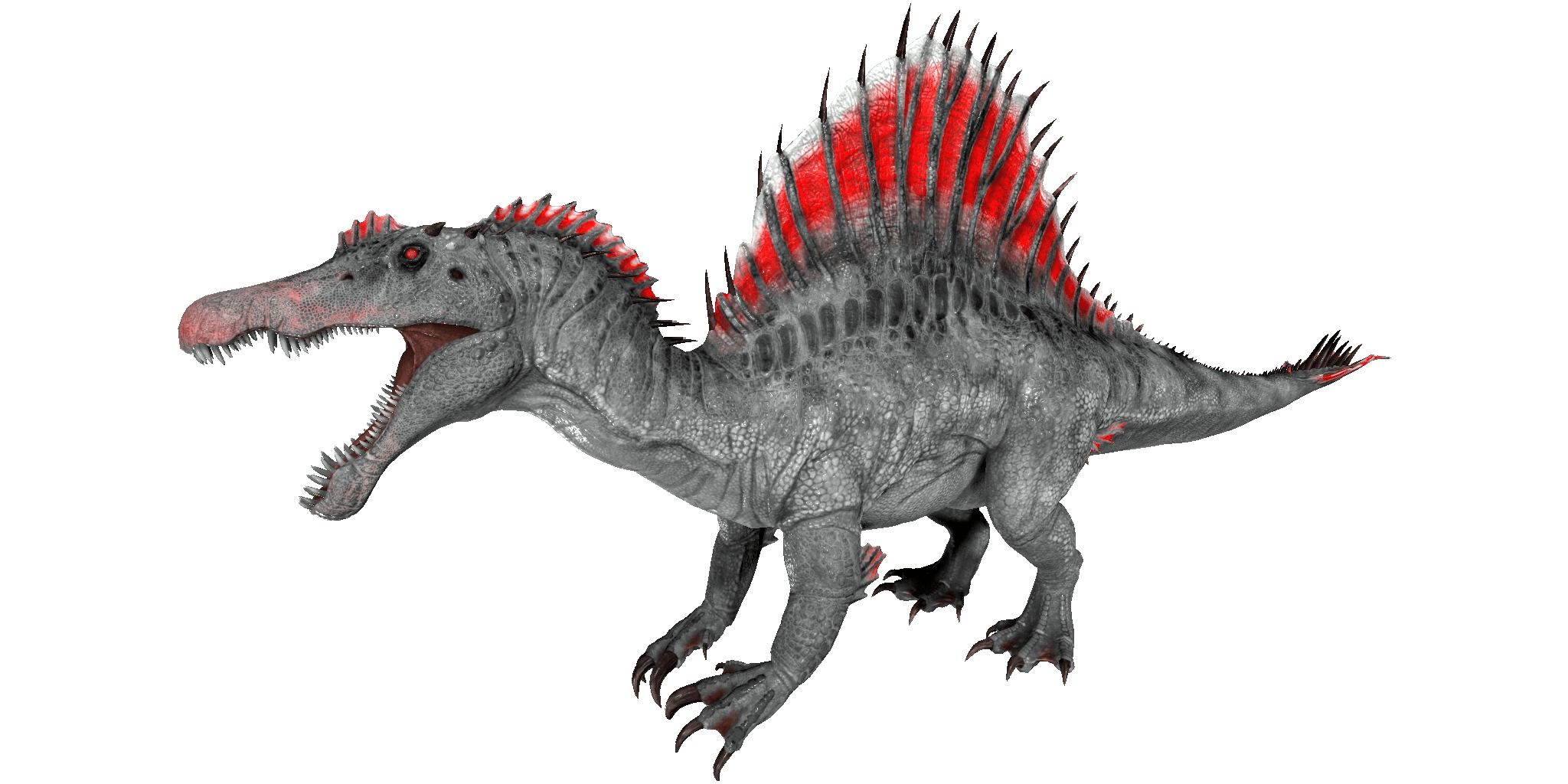 Spinosaur  Official ARK Survival Evolved Wiki
