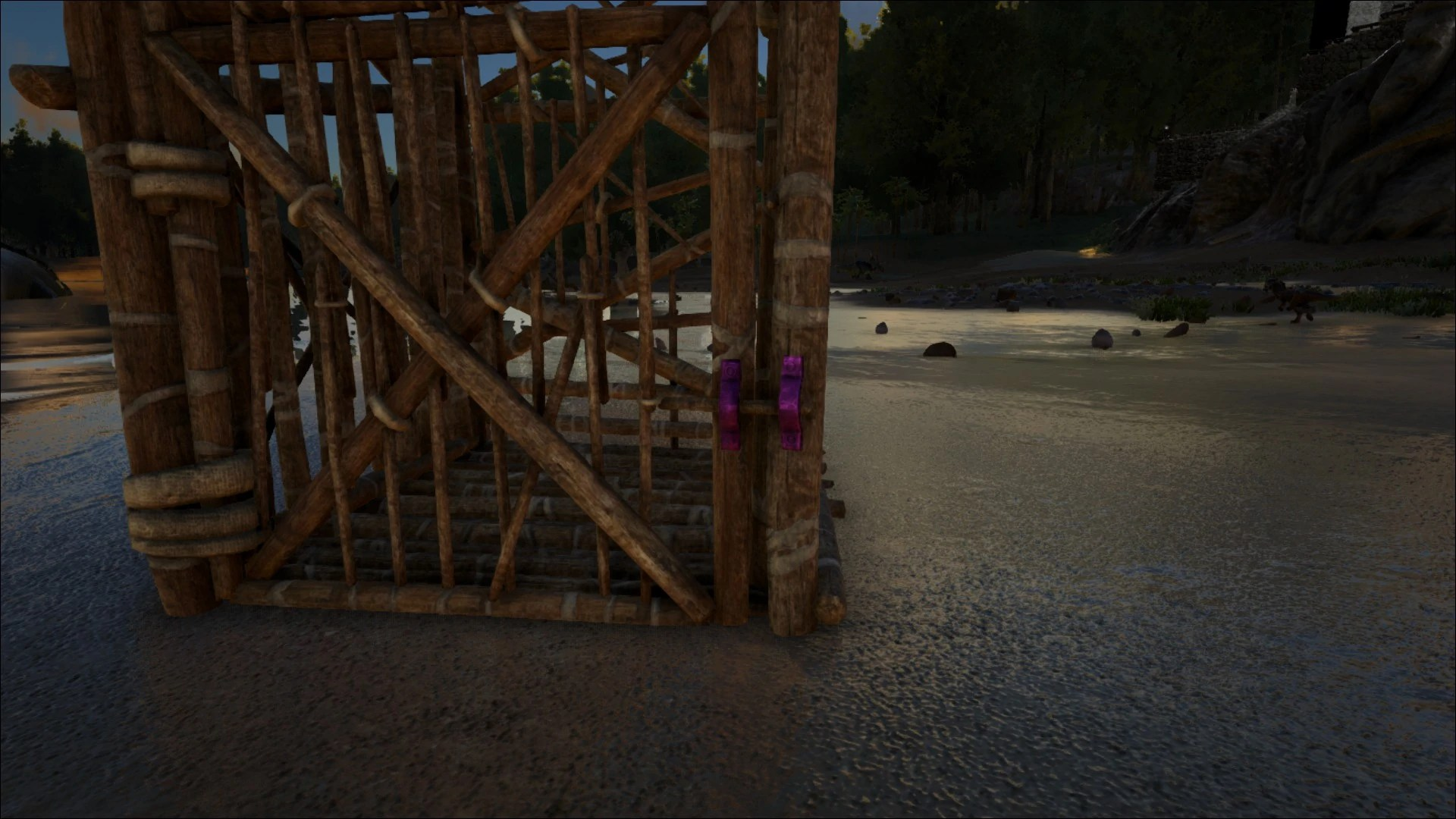 air conditioner cage rv fresh water tank sensor wiring diagram wooden - official ark: survival evolved wiki