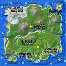 Circle Ark Cave Locations - Year of Clean Water