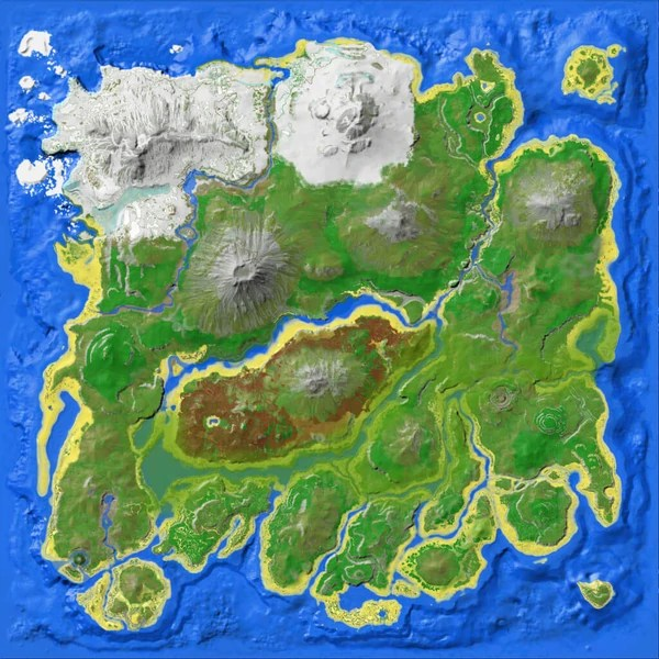 The Island Official ARK Survival Evolved Wiki