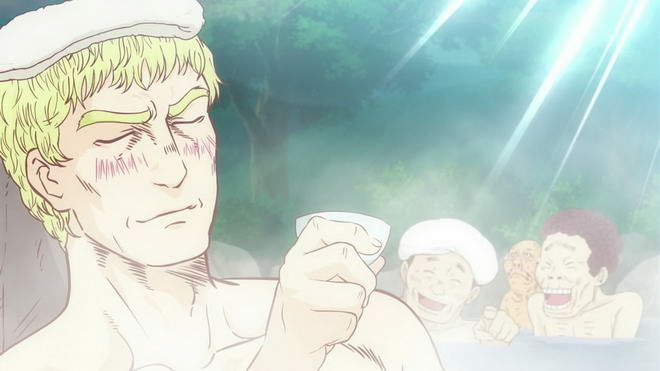 Thermae Romae Anime Series Review The Cosplay And Anime Caf