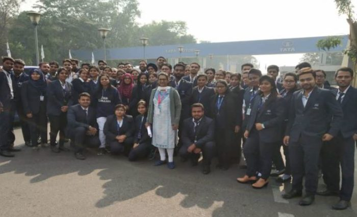 Tata Motors Industry Visit