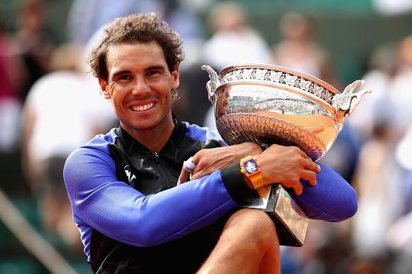 Życiorysy wielkich sportowców – Rafael Nadal