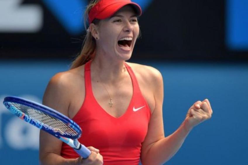 Życiorysy wielkich tenisistów – Maria Sharapova