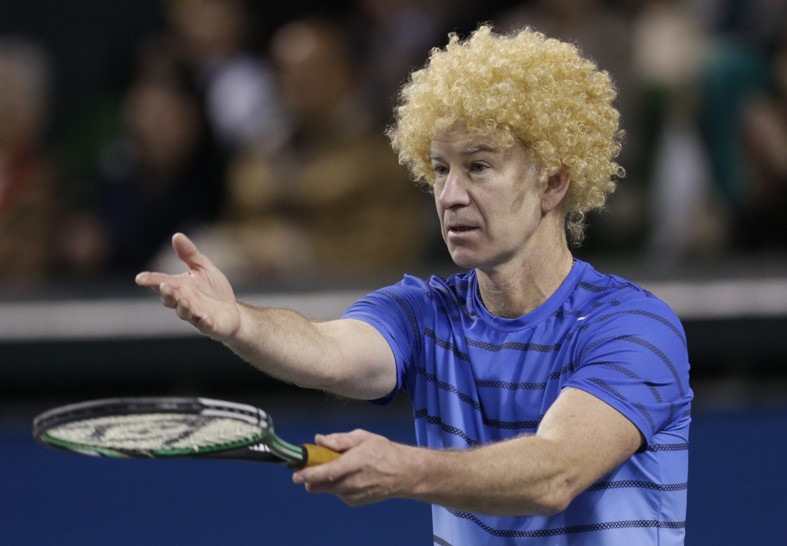 Życiorysy wielkich tenisistów – John McEnroe