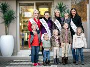 15 on seventh open day for ark animal centre mrs south africa finalists