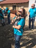 FNB outreach to Ark Animal Puppy Shelter 002