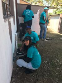 FNB outreach to Ark Animal Puppy Shelter 004