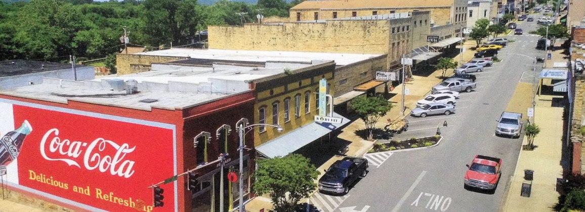 Downtown Batesville Arkansas