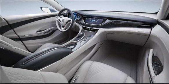 buick concept interior