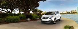 2016-Buick-Encore-in-Summit-White