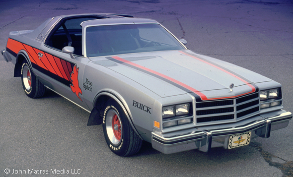 1976 Buick Century Indianapolis 500 Pace Car