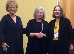 2Paula Miles, Ruth Hawkins, Monieca West