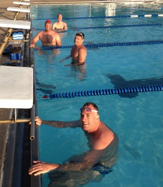 Bville outdoor swimming, 2015