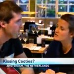 Kissing Cooties?  How Many Bacteria Are in a Kiss?