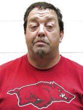 Paul Julian Woodall - Yell County Theft Suspect