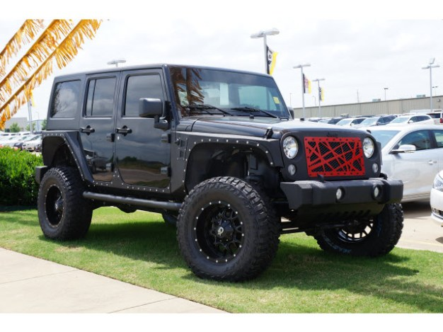 2015 jeep unlimited