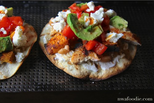 summer2fall tostada - main