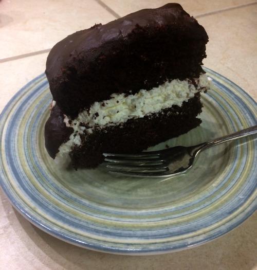 Ding Dong Cake from Rhonda Bramell