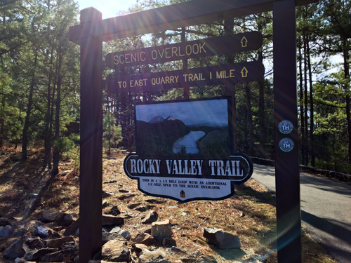 Rocky Valley Trail 1