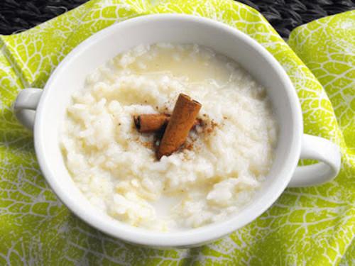 Breakfast rice_Desperately Seeking Gina