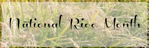 rice harvest nat rice month
