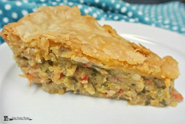 Crawfish Pie easypeasypleasy foor arkansaswomenbloggers.com