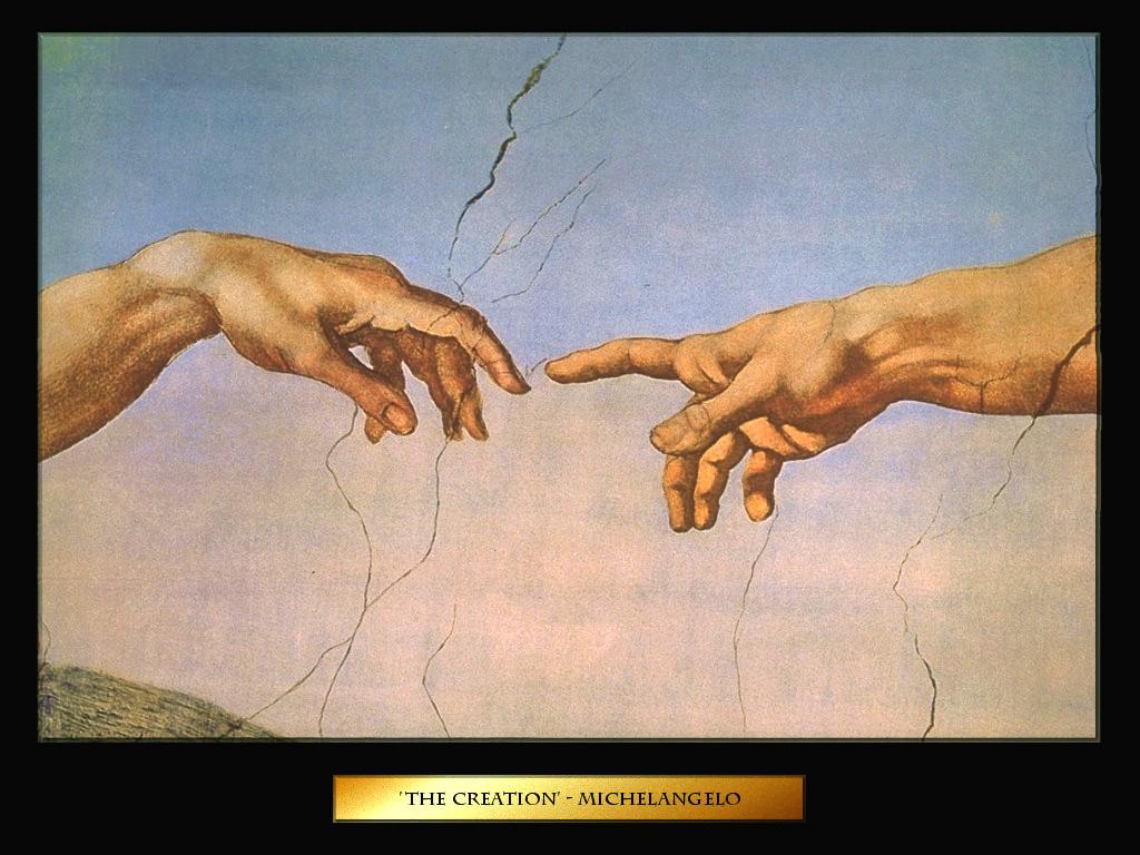 The Original Creation - Michelangelo