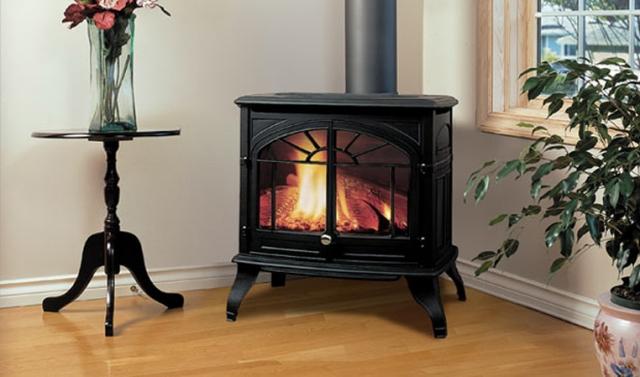 Enviros Ascot free standing gas stove