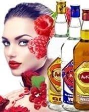 COLECCION DE BEBIDA ARKAY LICORES SIN ALCOHOL - ENVIO GRATIS