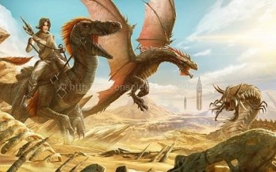 ARK Survival Evolved Console Commands and Cheat Codes