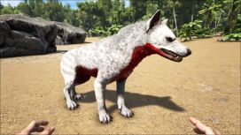 ark console commands Hyaenodon_PaintRegion5