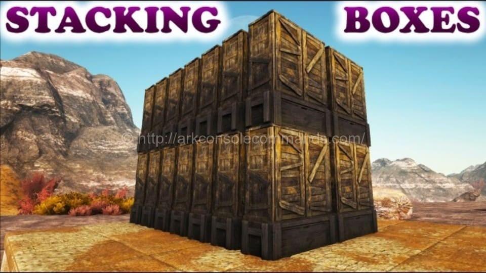 Ark Stack Size Ark Survival Evolved