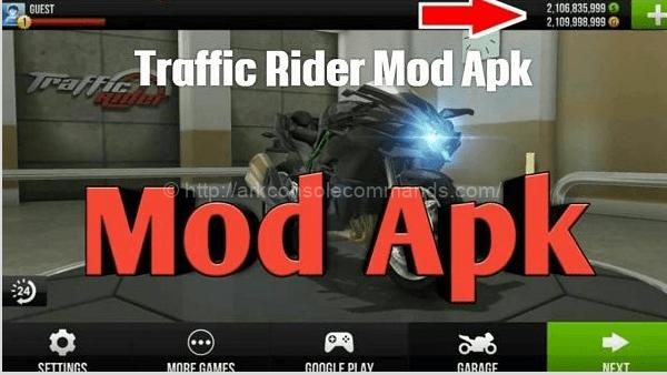 traffic-rider-mod