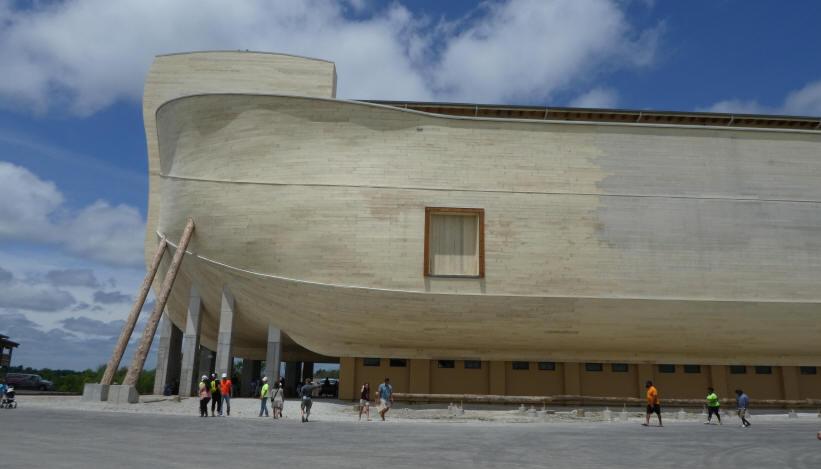 Trip Tips To Noah's Ark