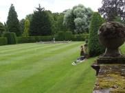 Gardens at Madingley Hall