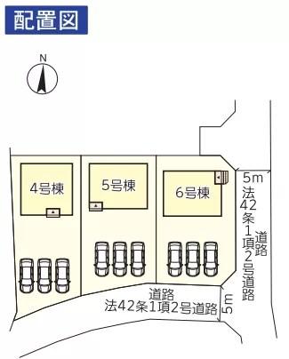 Ⅱ期配置図