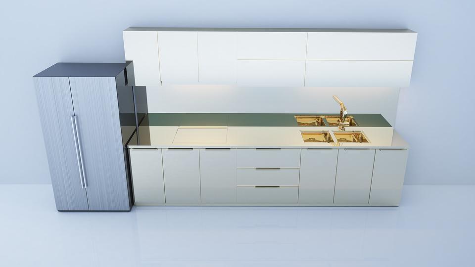 Aménagement et décoration d'une cuisine