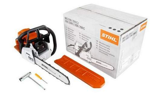 Carburetor Adjustment Stihl 230 Chainsaw