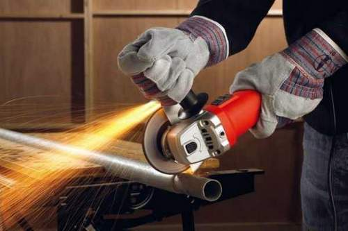 How to Work the Right Angle Grinder Video