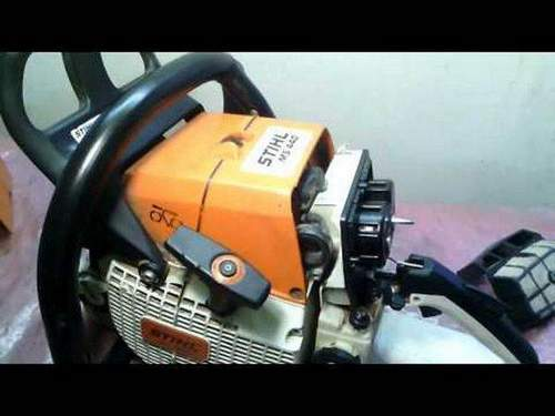 Stihl 361 Doesn't Develop Turnovers