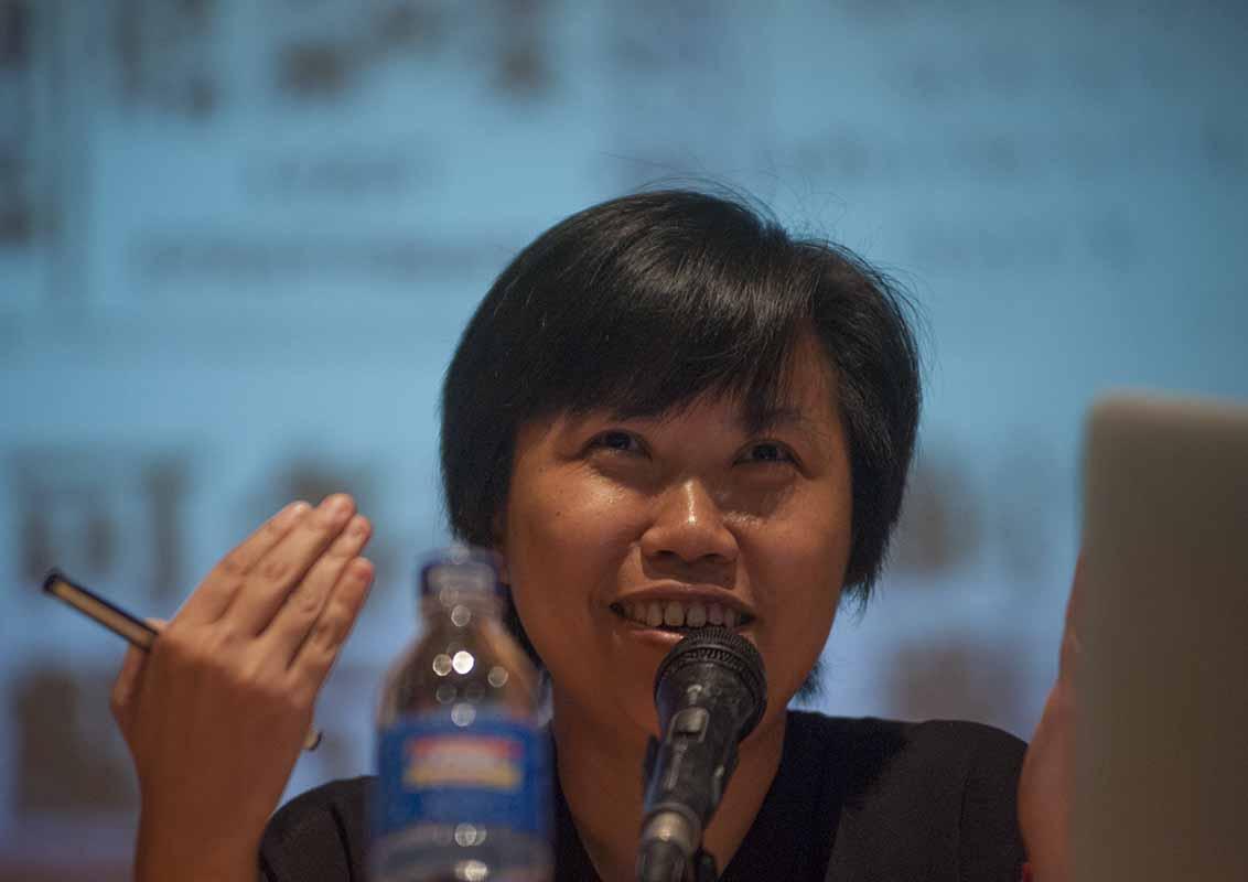 Sow-Yee Au (seniman berbasis di Taiwan).
