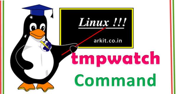 tempwatch command
