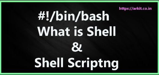 What is a shell & shell script