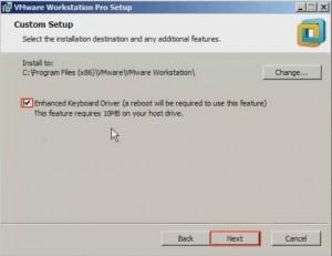 Setting up Linux Lab - Installing VMware workstation Software