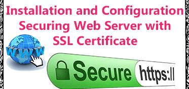 Secure web Server