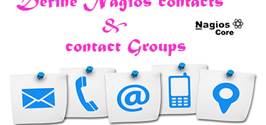 creating nagios contacts