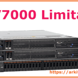 IBM V7000 SAN Limitations